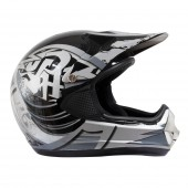 casco abs integrado para descenso china