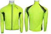 corta viento sobike coat-new yellow talla l