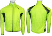 corta viento sobike coat-new yellow talla xxl