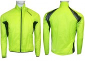 corta viento sobike coat-new yellow talla xxxl