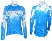 jersey women thermal sobike loves blue talla l