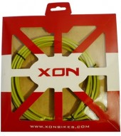 cable exterior xon green ø5.0 x 3mts w/grease