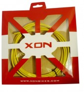 cable exterior xon yellow ø5.0 x 3mts w/grease