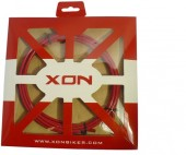 cable exterior xon red ø5.0 x 3mts w/grease