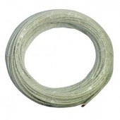 cable exterior xon white ø5.0 x 50mts w/grease