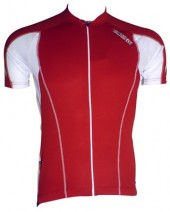tricota sobike sleeve cycling red size xl