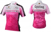 tricota women sobike water curtain pink size xl