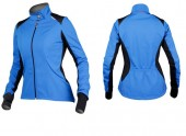 chaqueta women sobike sleeves blue talla s