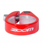 collerin 31.8mm zoom rojo mod. at-115