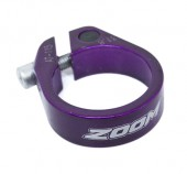 collerin 31.8mm zoom purpura mod. at-115