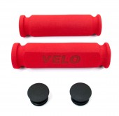 puño velo foam vlg-075a color red pms187c
