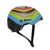 casco skate le tour 11 vent. c/ regulacionmulticolor (s) 52