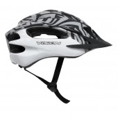 casco vision  w318 gris adult unisize regulable bicycle helm