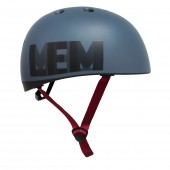 casco lem luma esp. skate lem city deco dark grey matt m (5