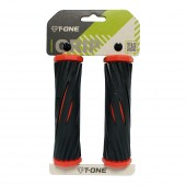 puños 2 densidades t-one red+black blade  t-gp32b/g
