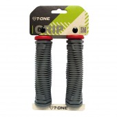 puños 2 densidades t-one grey+red dna  t-gp51b/g