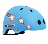 casco skate urban le tour c/regulacion (azul / estrellas) unisize sp (17897)