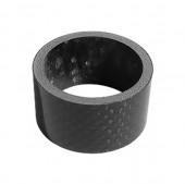 "espaciador ahead 1-1/8"" carbon (20mm)"