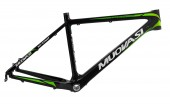 marco mtb muovasi carbon 18.5 12k mod. mv 04-re