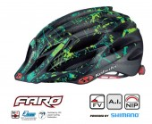 casco kabuto faro (s/m) rei matt green ms01
