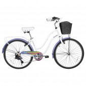 "bici. 24"" ** gama ** city petite rainbow gm2425rai"