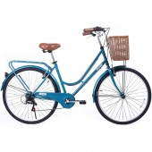 "bicicleta gama 26"" city basic ultramar gm2615ulm"