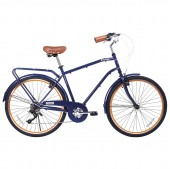 "bici. 26"" ** gama ** city commuter azul chic gm2620azc"