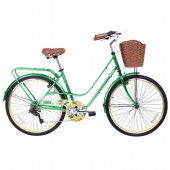 "bici. 26"" ** gama ** city avenue botanica gm2625bot"