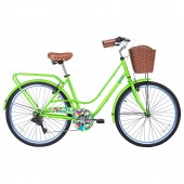 "bici. 26"" ** gama ** city avenue limon gm2625lim"