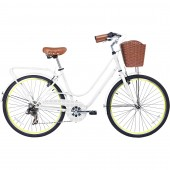 "bicicleta gama 26"" city avenue neon gm2625neo"