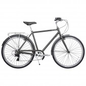 "bici. 28"" ** gama ** metropole men grey hound gm7020gho"