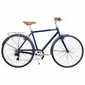 "bici. 28"" ** gama ** metropole men royal blue gm7020rbl"