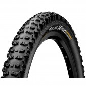 neumático 2.2 29 x 2.2 continental trail king black/black