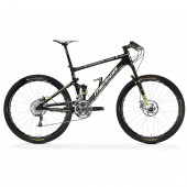 "bicicleta merida ninety nine carbon team-d-39 aro 26"" ud carbon ("