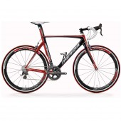 "bicicleta merida reacto 909-com ruta white/red/ud m/l"" 54 (12)"
