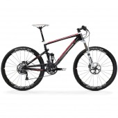 "bicicleta merida 26"" ninety nine carbon 3000 matt ud carbon ("
