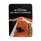 fitting de coneccion directa alligator para shimano 4 pcs (