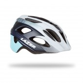 casco lazer beam white blue stripes (l) blu2167880050