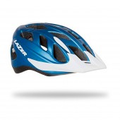 casco lazer cyclone blue matte (s) blu2167880150 ms01