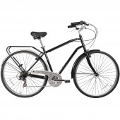 "bicicleta gama 26"" city commuter newspaper gm2620new"