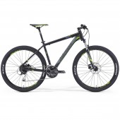 "bici. merida big seven 100 21.5"" matt black 92338"