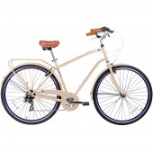 "bicicleta gama 26"" city commuter latte gm2620lat"