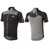 tricota pearl izumi elite pursuit black/smoked pearl rush talla xxl