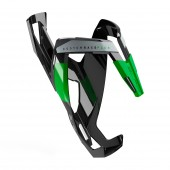 porta caramagiola elite custom race plus black glossy green graph