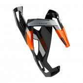porta caramagiola elite custom race plus black glossy orange grap