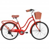"bicicleta gama 24"" city petite talla 14 matt red 702038339007"