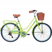 "bicicleta gama 26"" city avenue talla 17.5 new limon 708088289750"
