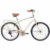 "bicicleta gama 26"" city commuter talla 19.5 latte 760537089991"