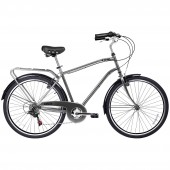 "bicicleta gama 26"" city commuter talla 19.5 nickel 702038339076"