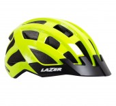 casco lazer compact flash yellow (unisize) mtb